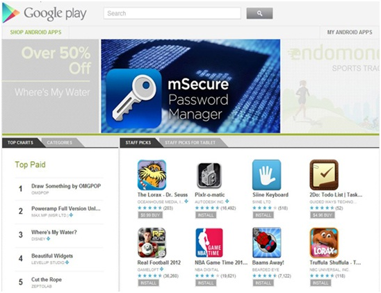 Download Google Play Store v3 5 15 Offline Installer | It is here