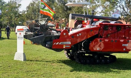 Mechanization could change the face of African agriculture and contribute to food security.