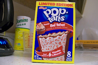 Limited Edition Red Velvet Pop-Tarts