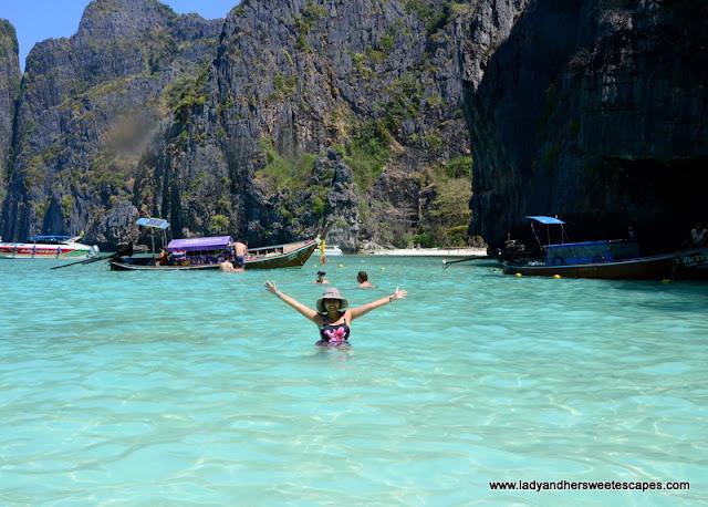 summer in Phi Phi