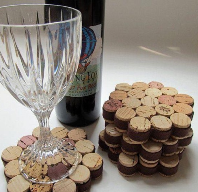 DIY UNIQUE CORK CRAFTS