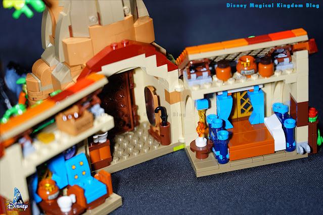 LEGO 21326 Ideas 系列小熊維尼 Disney's Winnie the Pooh 樂高角色人偶 Figure 小熊維尼, 跳跳虎, 小豬, 依唷, 瑞比