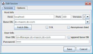 My Java Blogs: Open LDAP Setup in Windows and a Java Spring LDAP