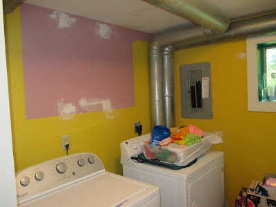 A Glimpse of Normal, #Ireallyliveinabarn, Barn, dream house, Laundry, laundry room makeover, DIY