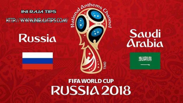 Prediksi Piala Dunia Rusia vs Arab Saudi 14 Juni 2018