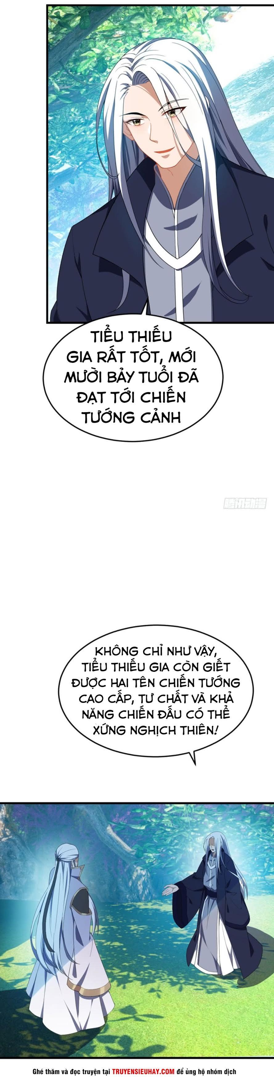 Yêu Giả Vi Vương Chapter 36 video - truyenmh.com