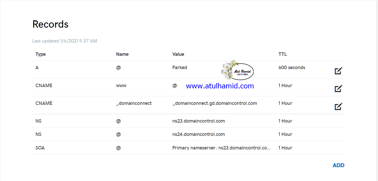 Cara pasang domain di blogspot dengan mudah