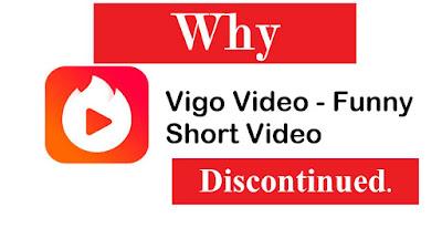 Vigo Video - Funny Short Video discontinued.