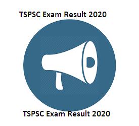 TSPSC Exam Result