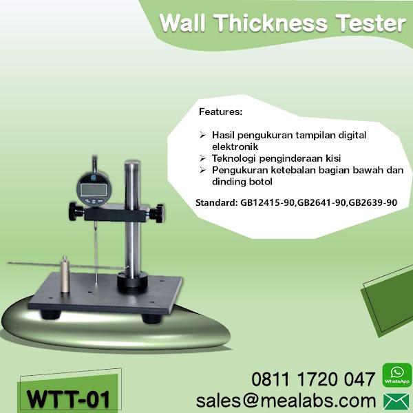 WTT-01 Wall Thickness Tester