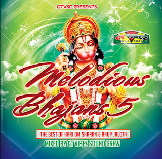 Melodious-Bhajans-5-by-GT-Vibez-Soundcrew-featuring-Religious-Bhajans