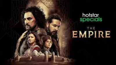 The Empire (2021) Web Series Season 1 Free Download 480p