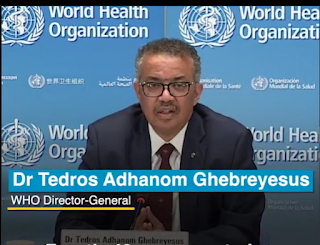 Nations Must Come Together To Fight A common Health Threat - WHO Director General Dr Tedros On The Anniversary Of Eradication Of Smallpox
