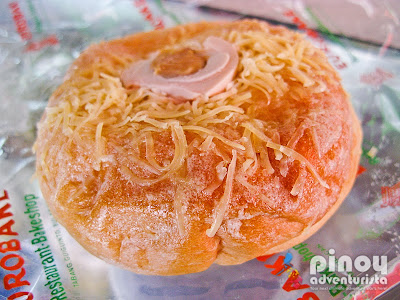 Ensaymada and Inipit from Eurobake Bulacan