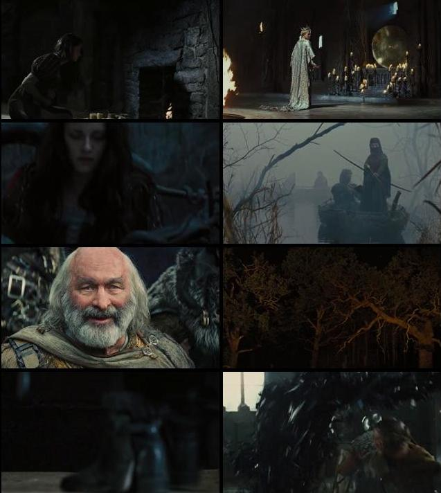 Snow White And The Huntsman 2012 Extended Dual Audio Hindi 480p BluRay