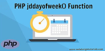 PHP jddayofweek() Function
