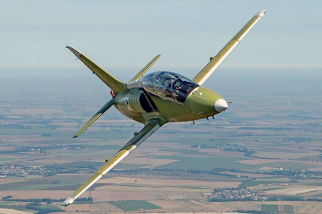 Hungary eyes L-39NG trainer jet
