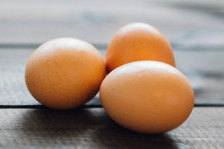 food that build muscle eggs