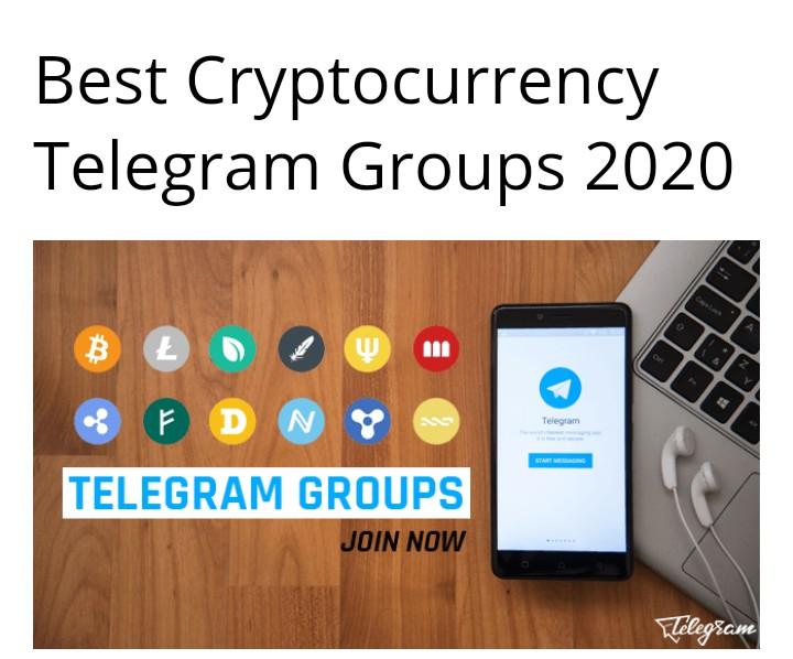 best cryptocurrency telegram groups