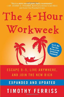The Four Hour Workweek, book summary