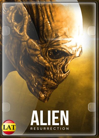 Alien 4: La Resurrección (1997) DVDRIP LATINO