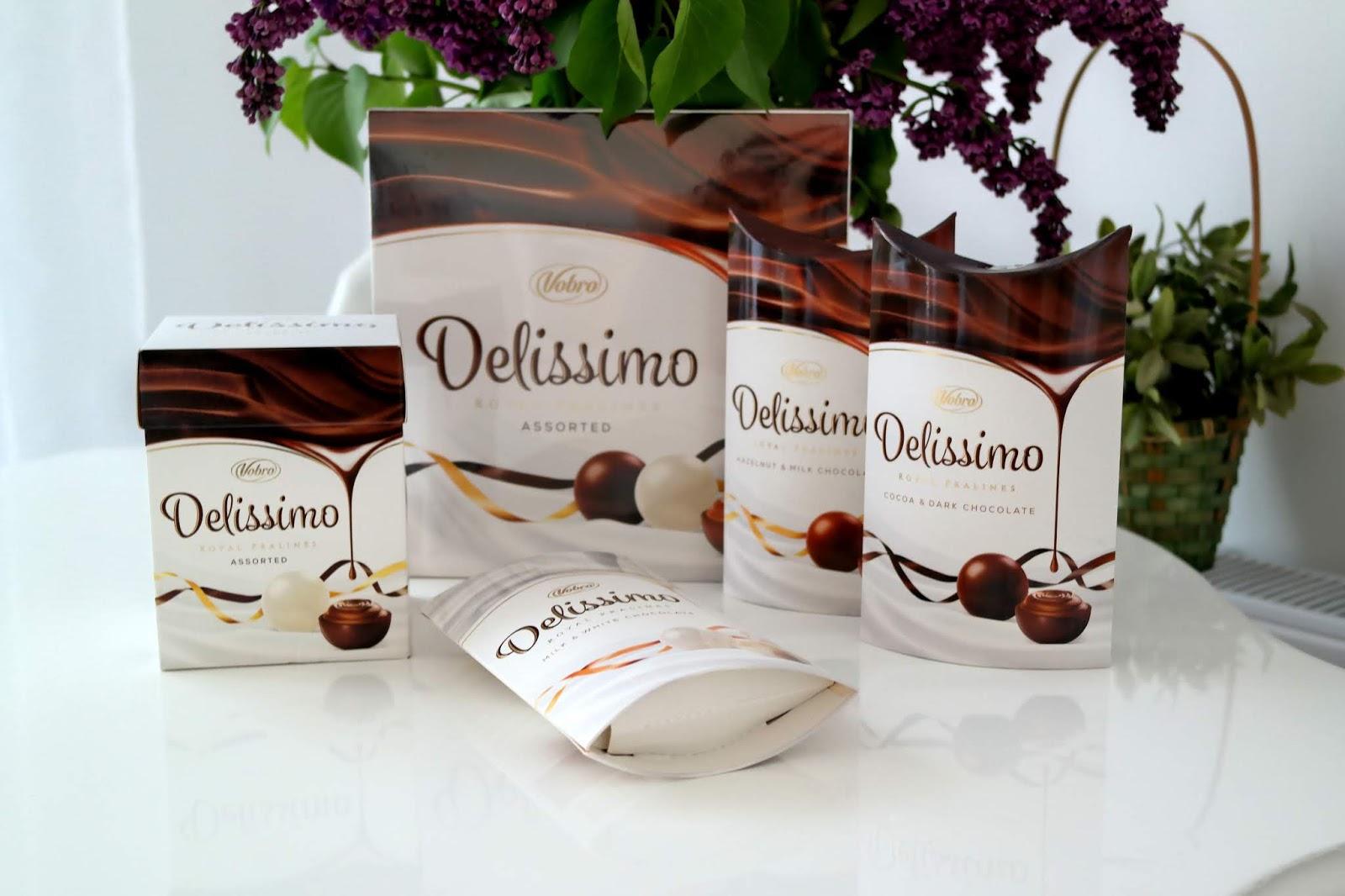 czekoladki w kształcie kuli