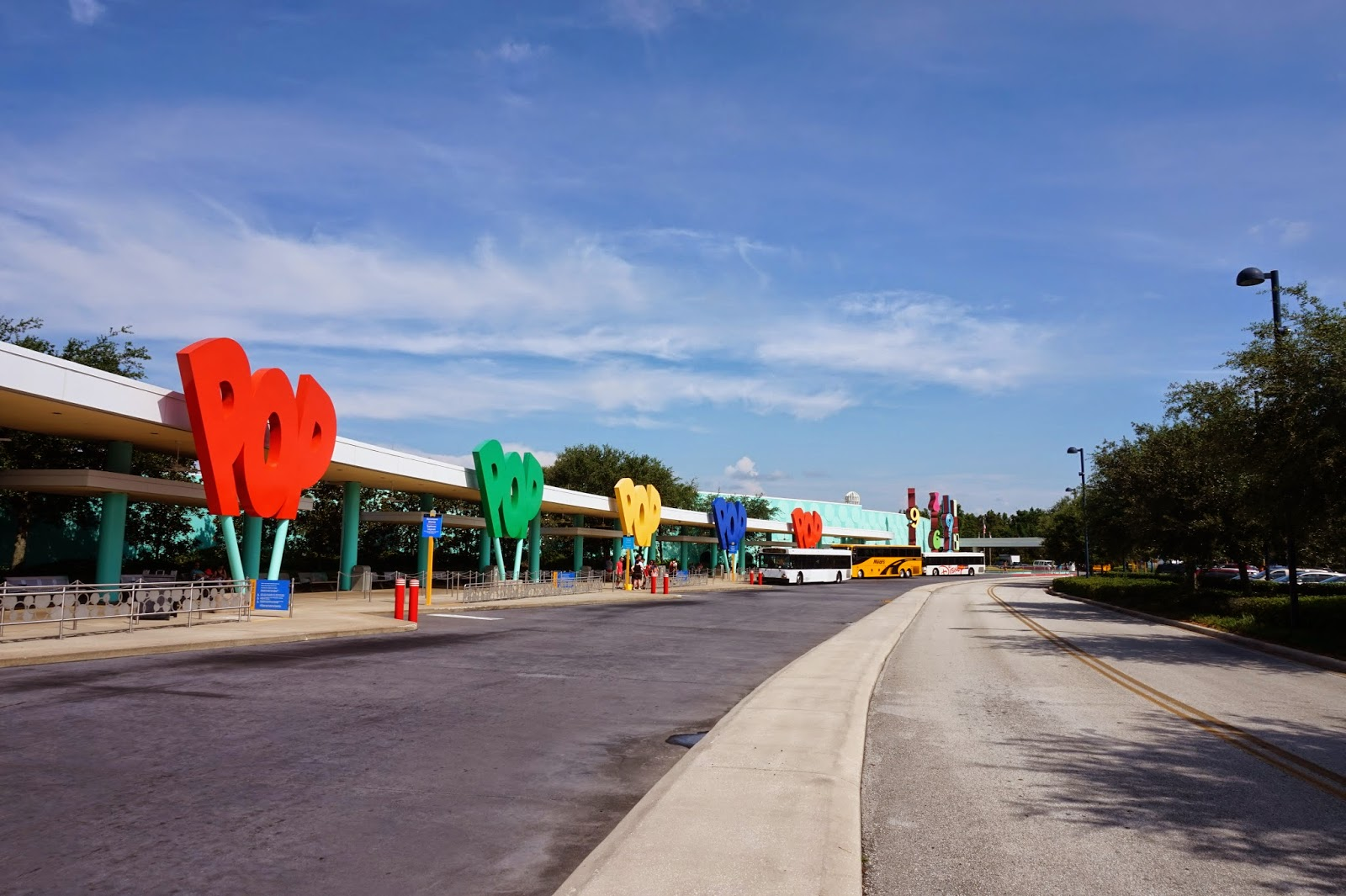 Walt Disney World's Pop Century Hotel: A Review