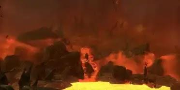 Mehrunes Dagon's Realm – The Deadlands