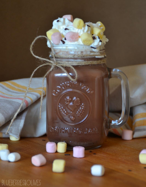 Chocolate caliente especiado 8