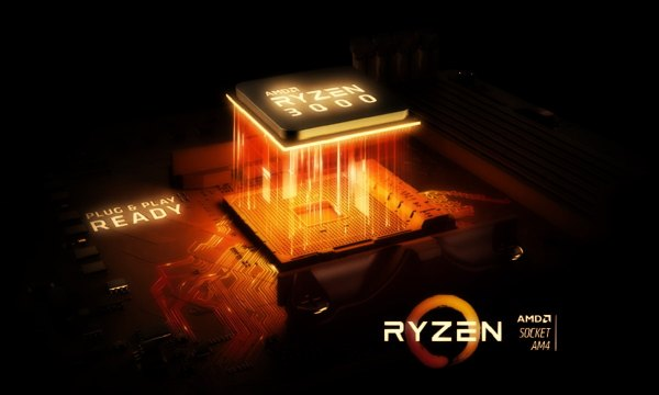RAM memory: myths and realities associated with a Ryzen 3000
