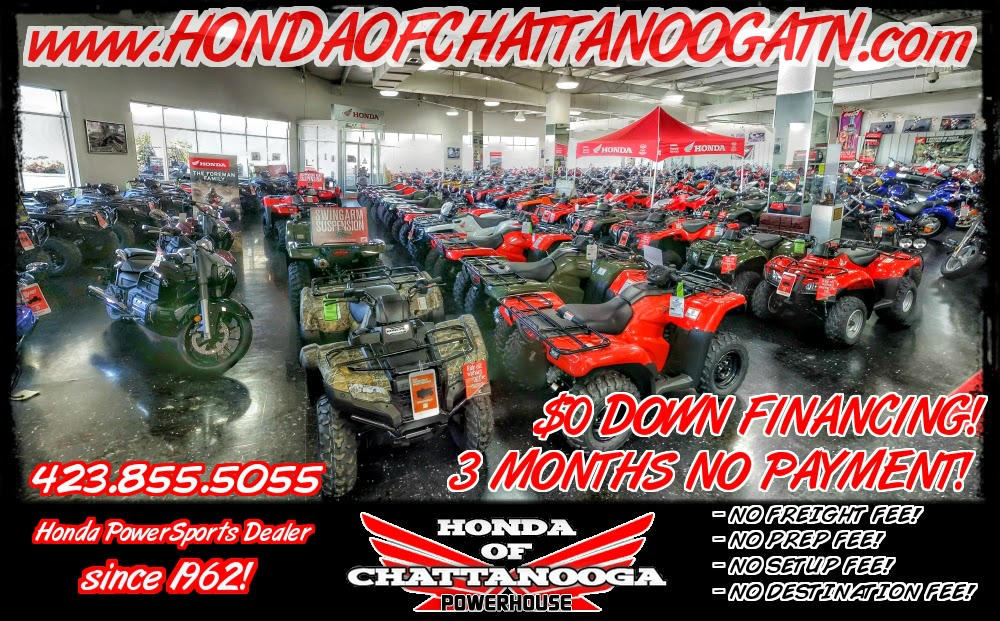 2015 Honda ATVs   Honda of Chattanooga
