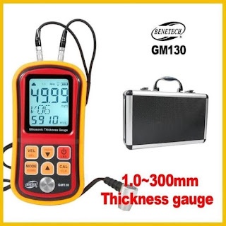 Ultrasonic Thickness Benetech GM130 - Harga Bulan ini