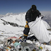 3,000 kg of garbage collected from Mt. Everest, as Nepal's clean-up campaign gathers momentum