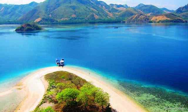Kepulauan Komodo, Nusa Tenggara