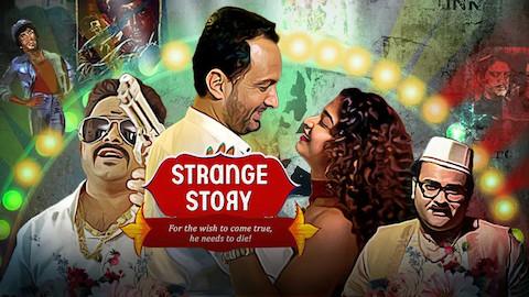 Strange Story 2020 Hindi 480p 250MB