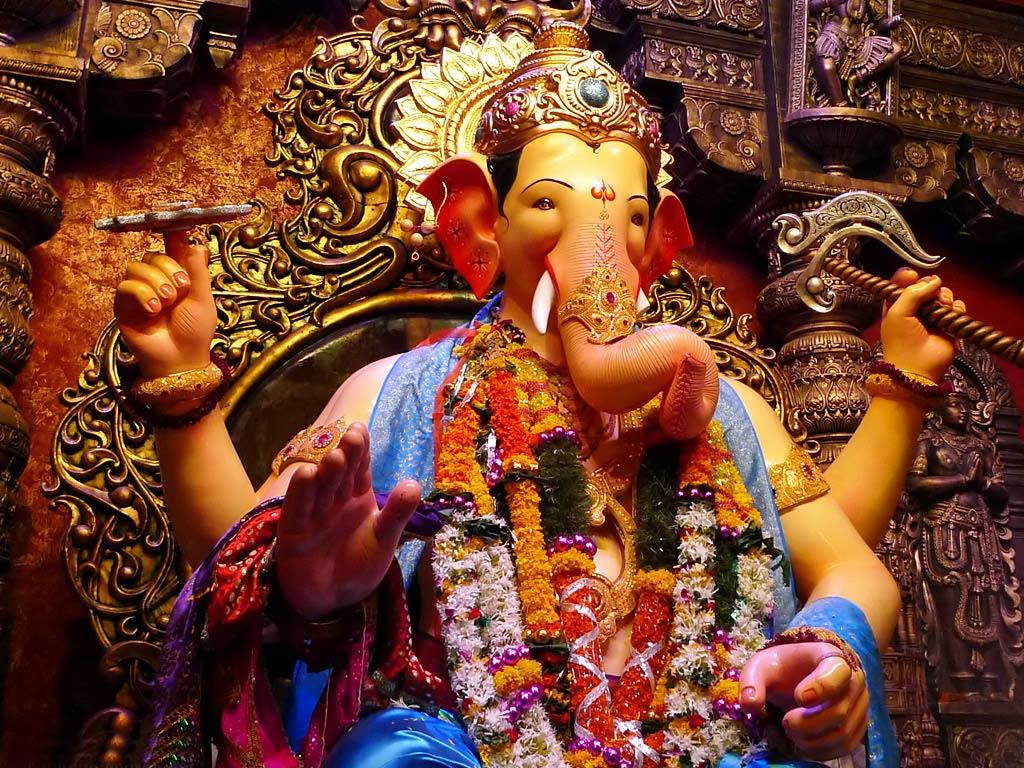 lalbaugcha raja | ganpati lalbaugcha | hindu god wallpapers free