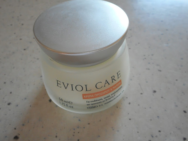 Eviol Care Face Cream