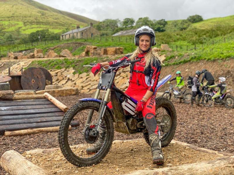 Vanessa Ruck: The Girl On A Bike