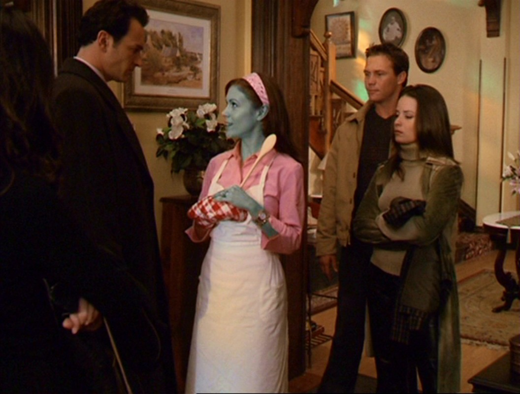 charmed phoebe and cole meet