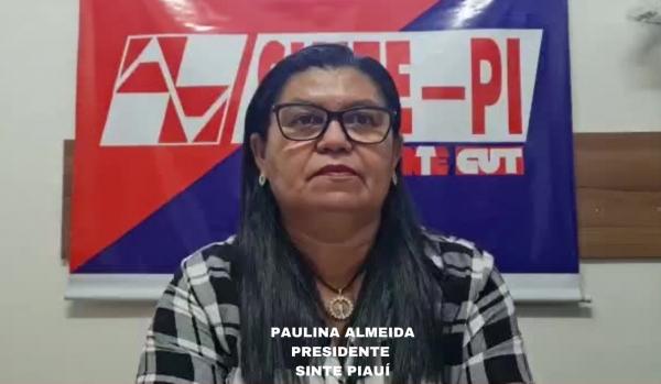 Presidente do Sinte-PI diz que volta às aulas é possível apenas com vacinação total de professores e segurança sanitária nas escolas.