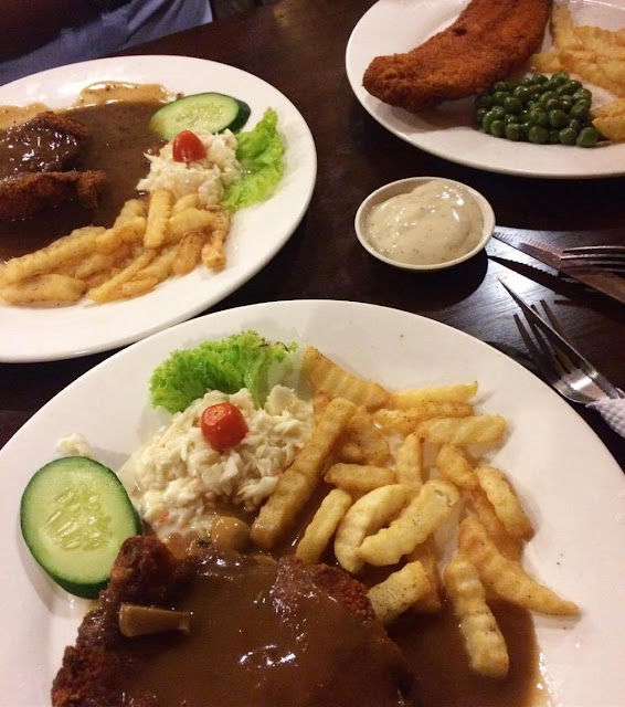 Top Steak House, Sungai Besi