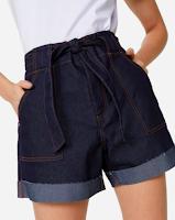 Looks com shorts Amaro