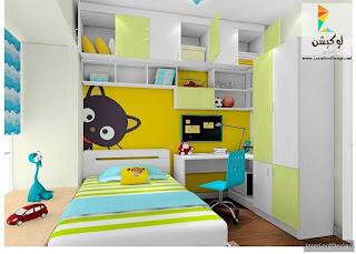 Modern Children's Rooms 11