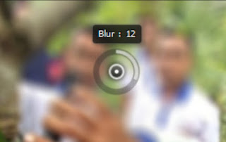 Cara Membuat Background Field Blur Bokeh