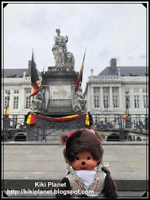 kiki monchhichi bruxelles brussels janneke pis belgique manneken pis