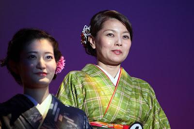 琉球かすりの女王コンテスト