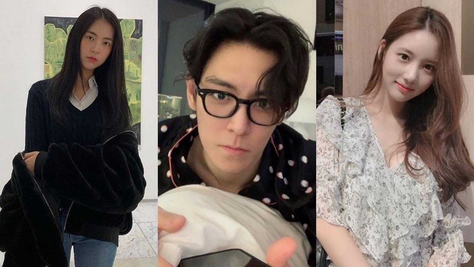 Rumored Dating with BIGBANG's T.O.P, Kim Gavin Is Said Similar to Han Seo Hee?