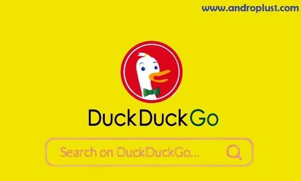 متصفح DuckDuckGo