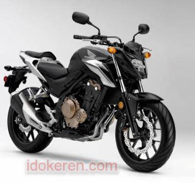 motor honda CB500F