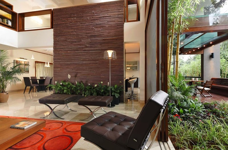HD Wallpapers: Nature Inspired Home Interior Design